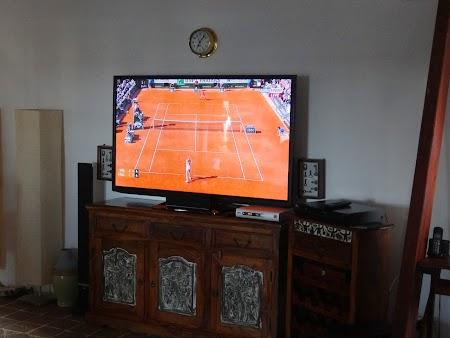 37. Roland Garros Halep vs. Sharapova.JPG