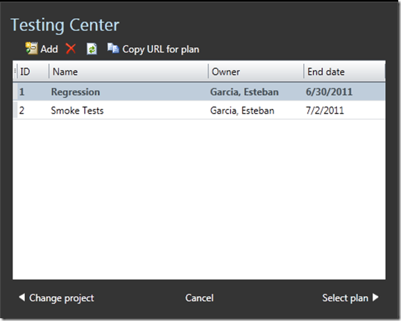 Introduction to Microsoft Test Manager – ALM Guide – Esteban