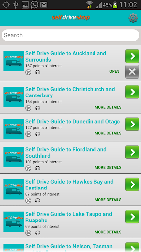 玩旅遊App|Self Drive NZ Tour Guide免費|APP試玩