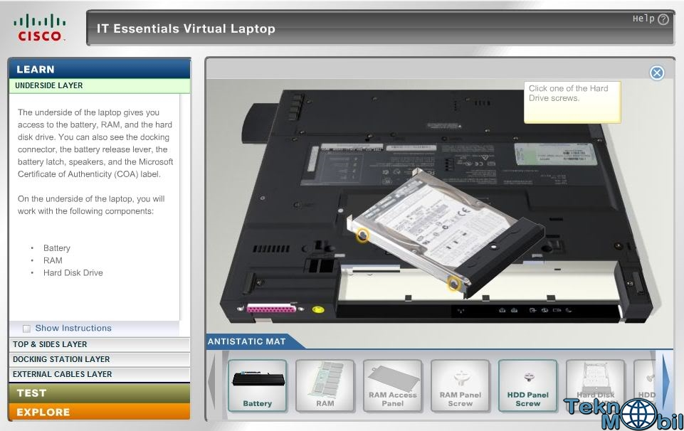Cisco IT Essentials Virtual Desktop Virtual Laptop