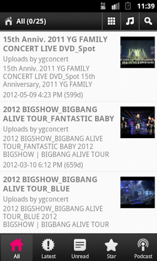 YG Family Live Concert