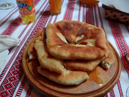 Placinta cu branza in Basarabia