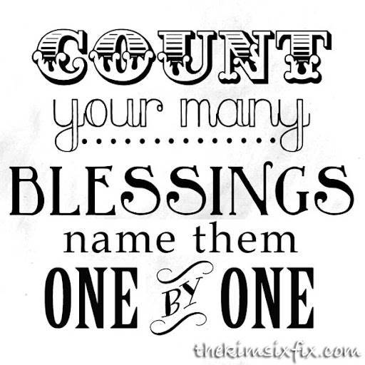 This is a graphic of Blessings Jar Printable in scripture