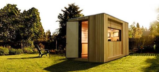Creative Garden Pod Home Office. Creative Garden Pod Home Office. Perfect  Office Based In