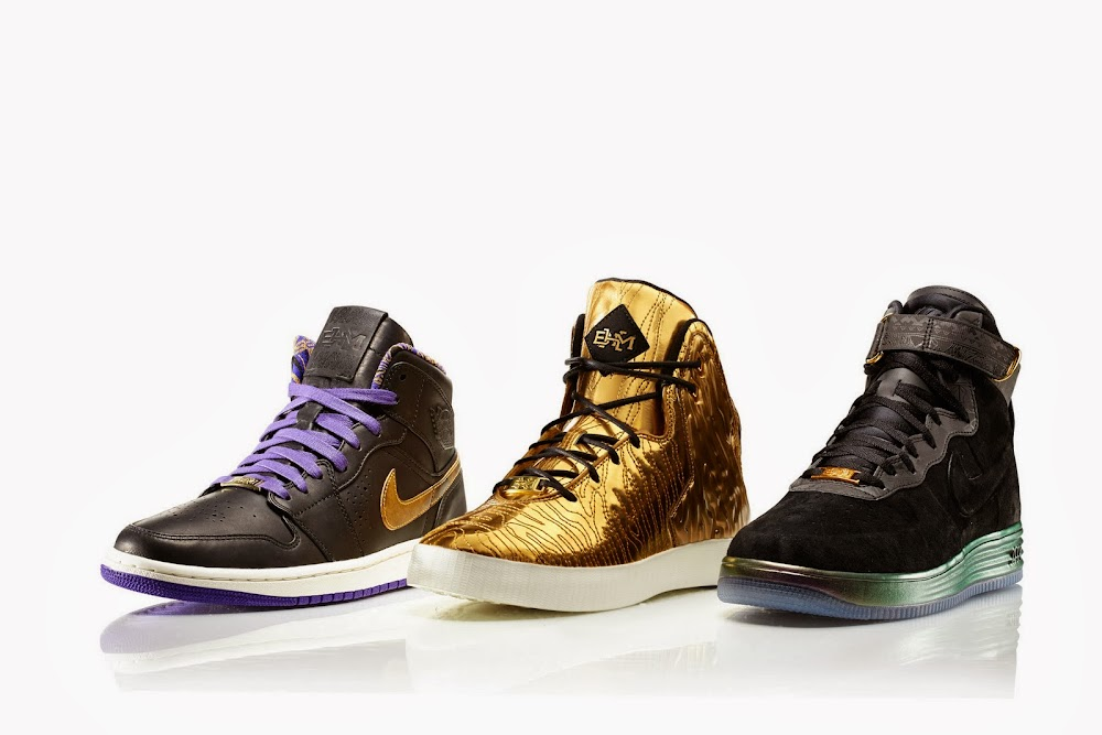 79dddcda883 Nike Sportswear Includes LeBron 11 NSW Into 2014 BHM Collection