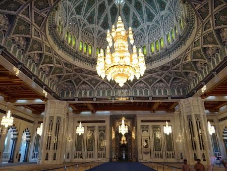06. Moscheea Sultan Qaboos - Muscat, Oman.JPG