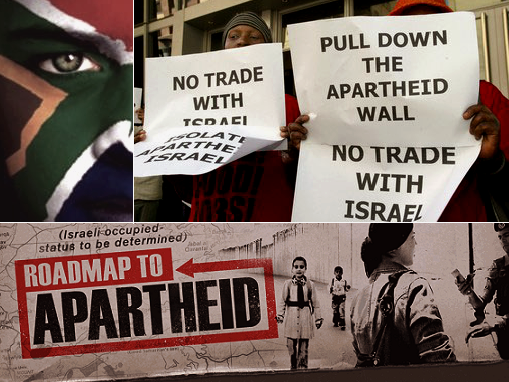 ANC against Israeli apartheid