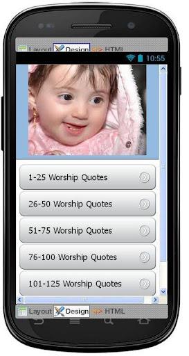 Best Worship Quotes