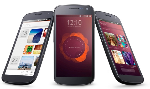 ubuntu phone os announced