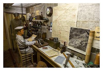 LP: Atlantikwall - Stp Tirpitz (Museum Raversyde) - In der Feuerleitstelle