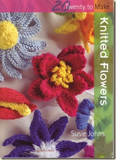 Knitted Flowers by Susie Johns