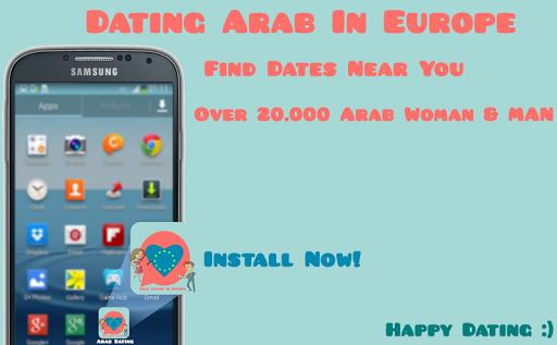 Dating Chat Arab Europe