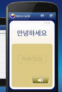 FREE Korean by Nemo- screenshot thumbnail