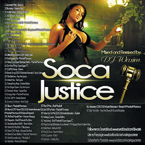 DJ Wasim Presents: SOCA JUSTICE [2013 Soca Mix]