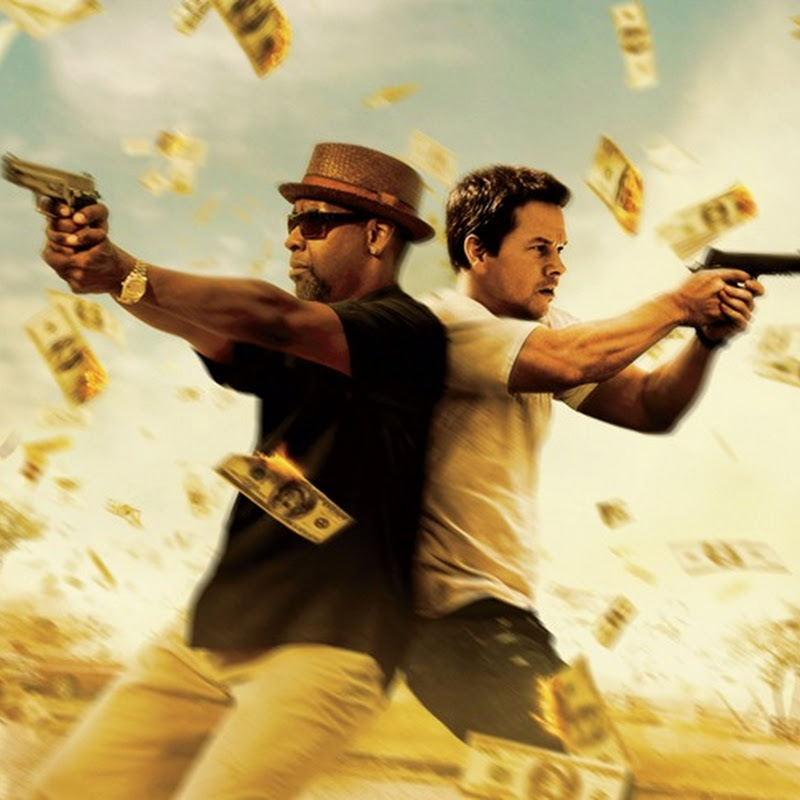 "Undercover Agents Outwit Each Other in ""2 Guns"""