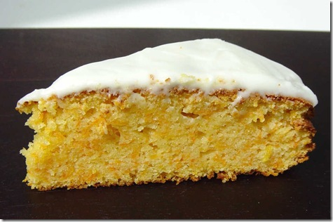 Mr Grace's Carrot Cake