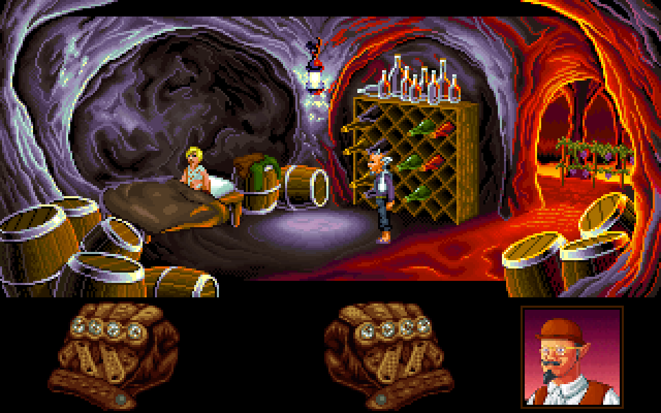 Indie Retro News: Forge - Adventure fan-made sequel to LucasArts, Loom