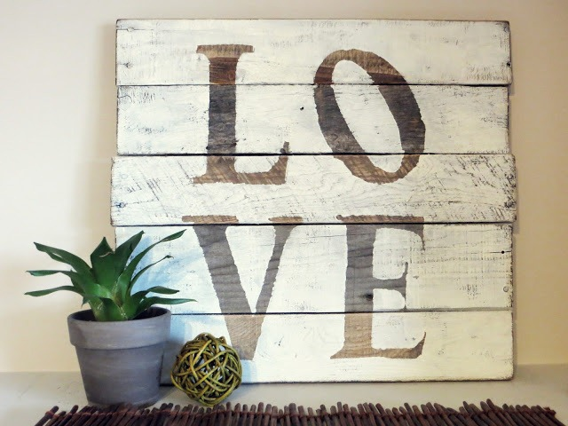 Ginger Snap Crafts: 10+ DIY Home Decorating Projects #featured