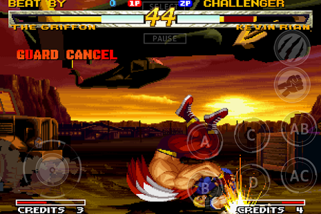 GAROU: MARK OF THE WOLVES Screenshot 3