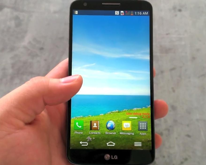 LG G2 Image