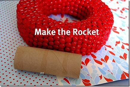 make the rocket