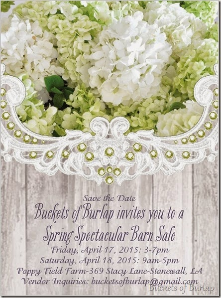 spring barn sale final invitation
