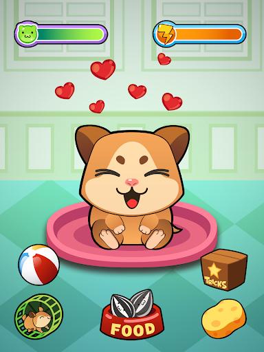 玩免費教育APP|下載My Virtual Hamster - Cute Pet app不用錢|硬是要APP