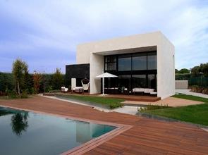 arquitectura casa moderna y eficiente