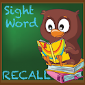 Sight Word Recall icon