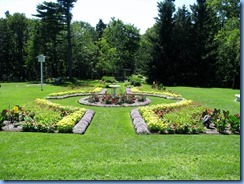 6835 Quebec - Gatineau Park - Mackenzie King Estate - Moorside Formal Gardens