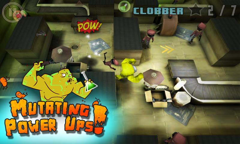 Critter Escape!- screenshot