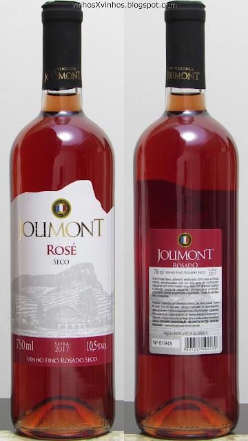 Jolimont Rosé Seco