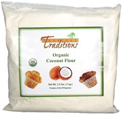 Tropical Traditions Coconut Flour