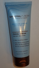 Mineral Fusion Intense Hydrating Facial Cream