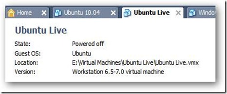 My Howtos and Projects: Boot From USB Disk in VMWare