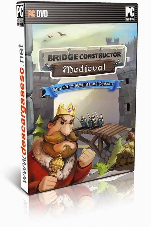 types of video game jobs: Bridge Constructor Medieval ALiAS