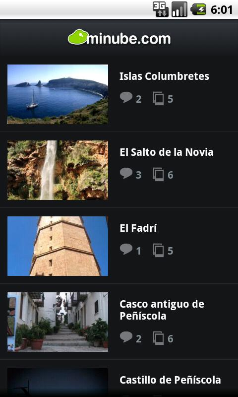 Castellón travel guide - screenshot