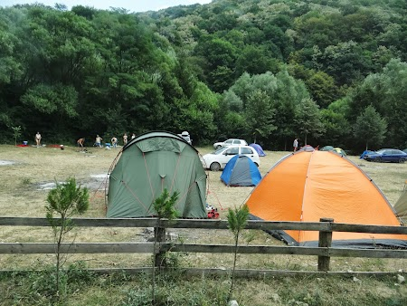 Camping Cheile Nerei