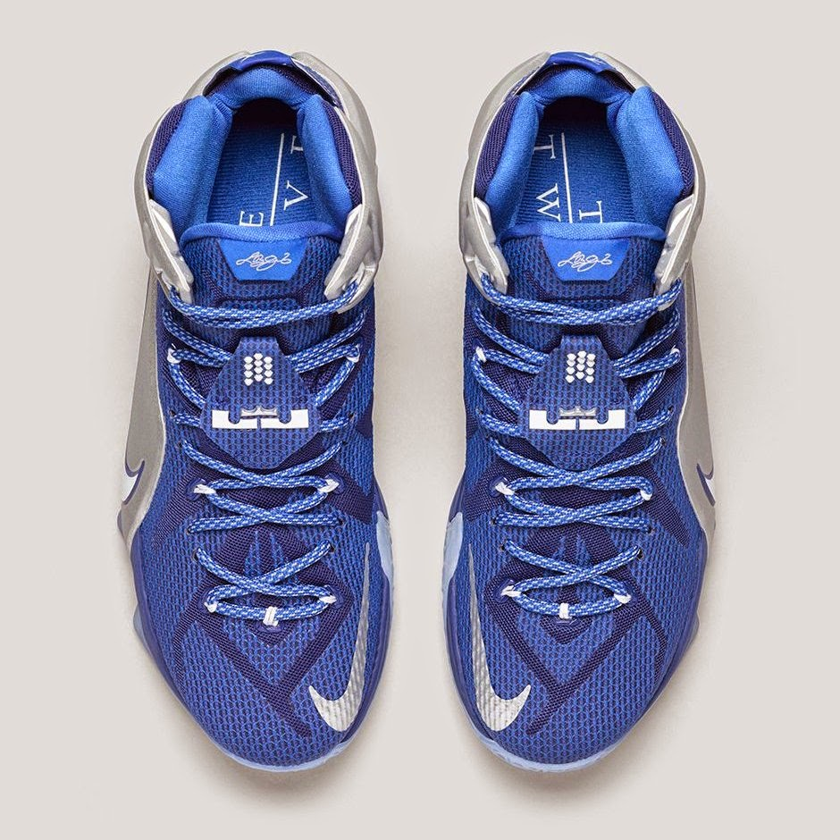 new arrival 4d774 a2058 ... Nike LeBron 12 8220What if8221 Official Look amp Release Info
