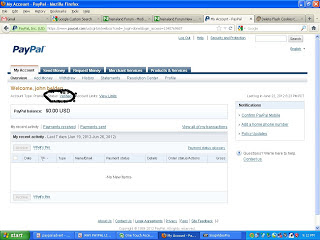 ALREADY MADE AND VERIFIRD PAYPAL ACCOUNT FOR SALE: ALREADY