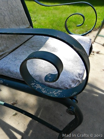 patio chair damage