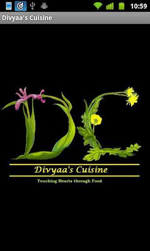 Divyaa's Cuisine