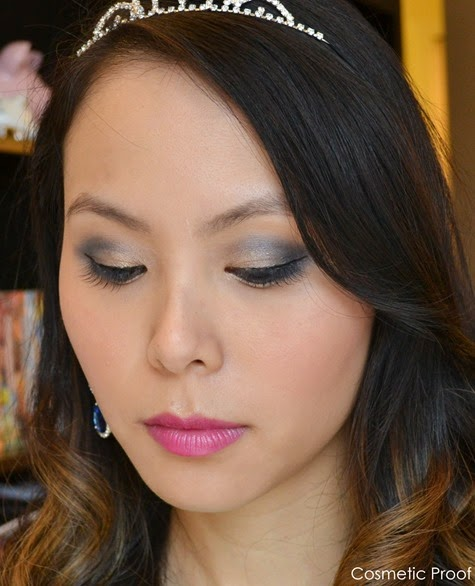 Lise Watier Aurora Collection Makeup Look (3)