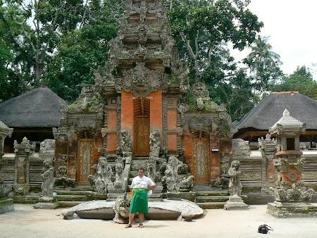 Monkey Temple Bali