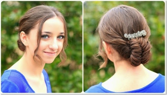 10 Unique Hairstyles for the School Week-flippedfish