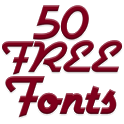 Fonts for FlipFont 50 #2 icon