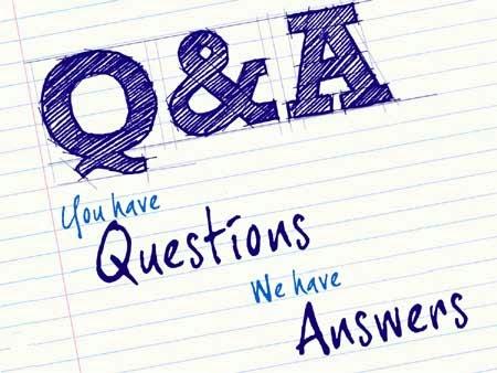 Q&A Stel je vraag!
