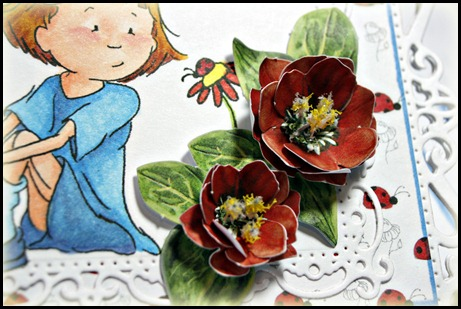 Sassy Cheryl's Stamps, Flower Soft, Our Daily Bread designs