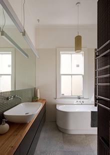 Reduccion de una casa make architects