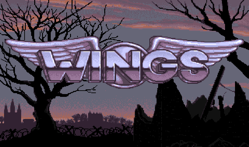Image result for amiga wings